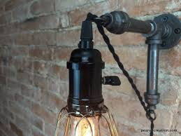 Edison Wall Sconce Edison Sconce Industrial Furniture Bulb Cage Wall Sconce