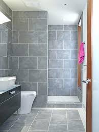 Bathroom Tiling Ideas For Small Bathrooms Grey Tiles Small Bathroom Nxte Club