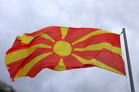 Macedonian Flag 8 Facts About Macedonia Adam And Molly Go