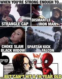 Winter Soldier Meme - winter soldier bucky spiderman meme by lolo27ca memedroid