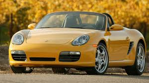 Porsche Boxster Yellow - in pictures porsche boxster from 2007 to 2013 the globe and mail