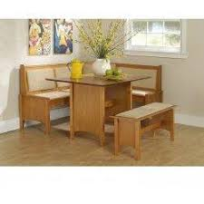 Kitchen Table Sets With Bench Kitchen Bench Table U2013 Home Design And Decorating