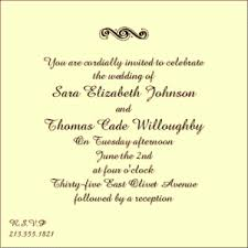wedding ceremony invitation wording wedding invitation wording with ceremony and reception yaseen for