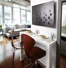 ideas for small dining rooms dining rooms that save up on space