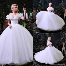 cinderella wedding dresses fairy custom made cinderella gown wedding dresses sequins