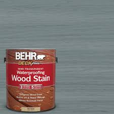 5 Expert Tips For Staining A Deck Consumer Reports by Behr Deckplus 1 Gal St 153 Taupe Semi Transparent Waterproofing