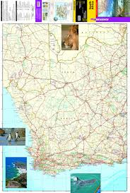 Map South Africa South Africa National Geographic Adventure Map National
