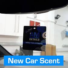 air freshener new car smell air freshener hanger cherry scent amdetails