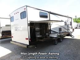 Power Awning 2017 Coachmen Freedom Express 292bhds Travel Trailer Coldwater Mi