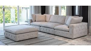 Harvey Norman Swing Chair by San Fran 3 Seater Fabric Sofa Lounges Living Room Furniture