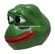 Meme Mask - latex frog pepe meme mask in party masks from home garden on