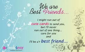 friendship cards compose card friendship ecards best friends greeting cards