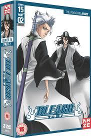 bleach filler episode guide bleach series 15 part 2 dvd review mymbuzz