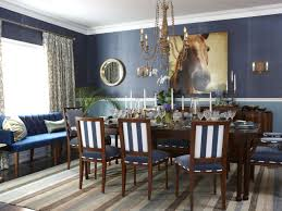 Paint Colors For Dining Room Two Tone Dining Room Provisionsdining Com