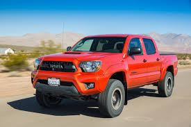 Tacoma Redesign 2015 Toyota Tacoma Trd Pro Around The Block