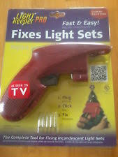 How To Use Light Keeper Pro Christmas String Lights Ebay