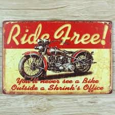 motorcycle home decor ride free motorcycle