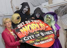 city of bones halloween costume out of this world u201d hallowe u0027en happenings in derry and strabane