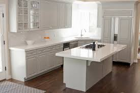 Knobs Kitchen Cabinets by Kitchen Cabinet White Cabinets Tan Countertops Hardware Square