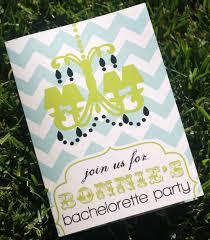 bachelorette party invitation ideas pizzazzerie