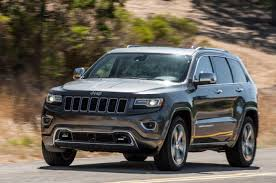 2014 jeep grand v8 2014 jeep grand v 6 and v 8 tests truck trend