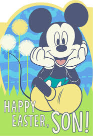easter mickey mouse mickey mouse easter card for greeting cards hallmark