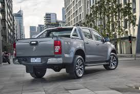 holden car truck 2017 holden colorado pricing and specifications photos 1 of 11