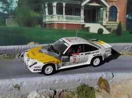 opel rally car opel manta b 400 rally 1985 model racing cars hobbydb