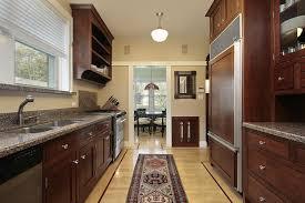 lighting flooring galley kitchen design ideas stone countertops