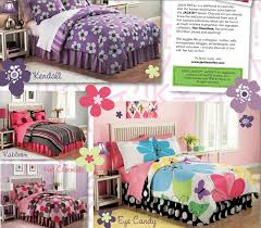 Girls Bed In A Bag by Girls Bedding Set By Jackie Mcfee Twin Full And Queen Bed In A