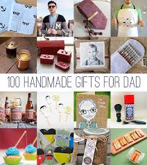 diy father u0027s day 100 handmade gifts for dad hello glow