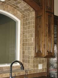 tiles backsplash brick tile backsplash kitchen accent cabinets