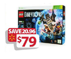 xbox 360 black friday 79 lego dimensions starter pack for xbox 360 deal at walmart u0027s