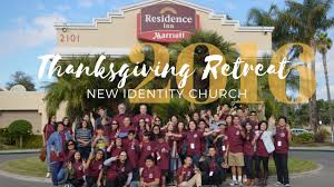 new identity church thanksgiving retreat 2016 youtube