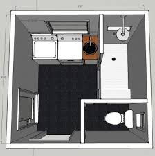 Bathroom Layout Ideas by Best 25 Laundry In Bathroom Ideas Only On Pinterest Laundry
