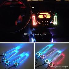 Neon Lights In Cars Interior 12v Car Auto Interior Led Atmosphere Lights Decoration Lamp M00033