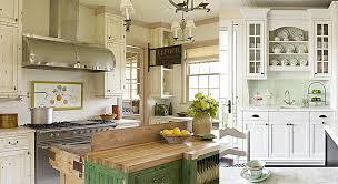 Cottage Style Kitchen Accessories - modern kitchens 2018 cottage style kitchen ideas and features