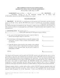 real estate sales agreement form 103983 png
