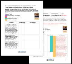 barn burning study guide from litcharts the creators of sparknotes