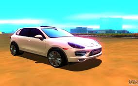 Porsche Cayenne Turbo S - porsche cayenne turbo s for gta san andreas