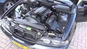 2002 e39 bmw 530i estate overview and engine run