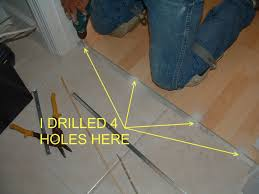 Installing Floor Tile Installing Laminate Transitions Step By Step Instructions
