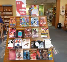 Seeking Based On Book Library Boosts Graphic Novel Collection