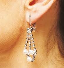 how to convert clip on earrings to pierced earrings earring converters from pierced to clip on co uk kitchen