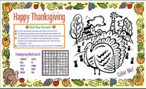 thanksgiving crafts and activities for
