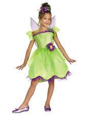 Tinkerbell Halloween Costume Adults Tinker Bell Costumes Girls Ebay