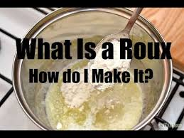 roux blond cuisine what is a roux and how to it white blond and brown roux