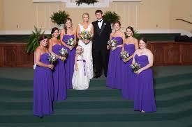 regency purple bridesmaid dresses real pictures of purple bill levkoff dresses weddingbee