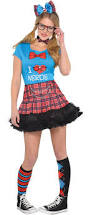 women u0027s geek chic nerd costume accessories party city