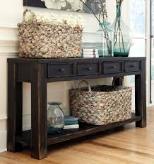 ashley furniture side tables buy ashley furniture t732 4 gavelston sofa table